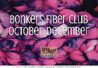 TraciBunkers.com - Bonkers Fiber Club, October-December