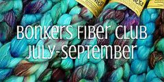 TraciBunkers.com - Bonkers Fiber Club, July-September