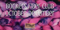 TraciBunkers.com - Bonkers Fiber Club, October-December