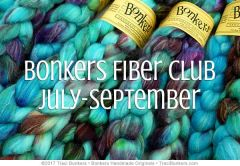 TraciBunkers.com - Bonkers Fiber Club, July-September