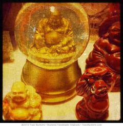 TraciBunkers.com-Little Buddhas