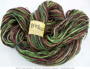 TraciBunkers.com-Scintillation Yarn in Pavoreal