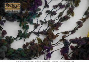 TraciBunkers.com - Terry Tufts Yarn in Sea Jewels
