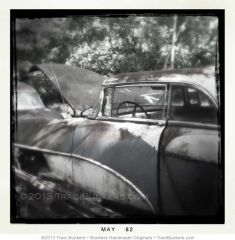 TraciBunkers.com-Old Packard