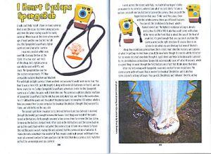 TraciBunkers.com - Tub Legs ArtZine, issue 7, Spring 2008