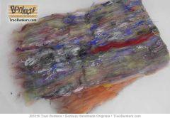 TraciBunkers.com - Mulligan Stew Spinning Fiber Art Batt 15